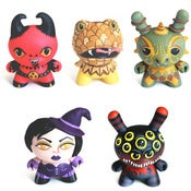 Image of Tiny Terrors (part1) custom Dunny series