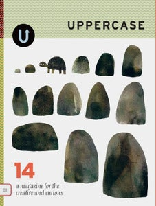 Image of Uppercase Magazine #14