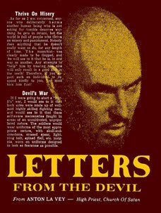 Image of Letters from the Devil