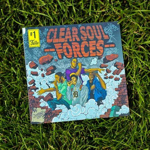 Image of Clear Soul Forces &quot;Get No Better&quot; 7&quot; Vinyl