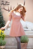 Image of  Jet Setter Dress (dusty pink)