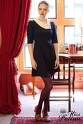 Image of Jet Setter Dress (navy)