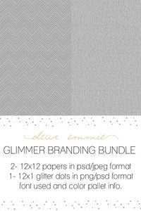 Image of Glimmer Branding Bundle