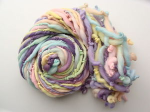 Image of Handspun Merino Yarn - Tea Party