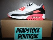 Image of Air Max 90 Hyperfuse &quot;Infrared&quot;
