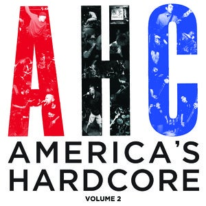 "Image of America's Hardcore Compilation 12"" volume 2"