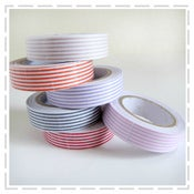 Image of Striped Fabric Tapes
