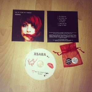 Image of SPECIAL OFFER: Signed E.P CD with FREE gift & P&P