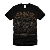Image of EVILE - Five Serpents Teeth T-Shirt