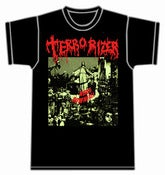 Image of TERRORIZER - World Downfall T-Shirt