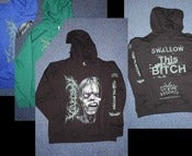 Image of PERVERSE MOLESTATION &amp; VULVECTOMY HOODIES (LAST COPIES!!!)