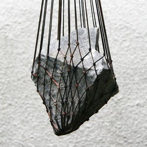 "Image of ""Utah Pink Diamond"" Nomadic Hanging Stone"