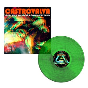 Image of BRW025 - Castrovalva - 'You're Not In Hell. You're in Purgatory My Friend' 12'' vinyl