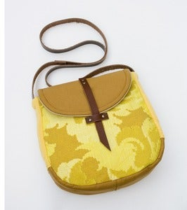 Image of -S O L D- the perfect crossbody (vintage sunshine yellow)