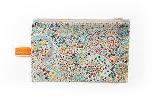 Image of Trousse * collection &quot;toile, nuances multicolores&quot;