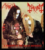 Image of MORBID / MAYHEM - A Tribute to the Black Emperors CD