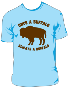 Image of Buffalo Shirt
