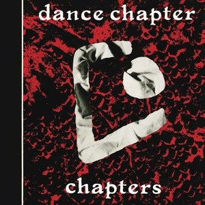 Image of Dance Chapter - Chapters LP (dsr037LP) - limited edition of 100 copies on red vinyl