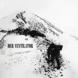 Image of Der Ventilator - White EP 2x7&quot; (dsr007) - White vinyl, 300 copies!