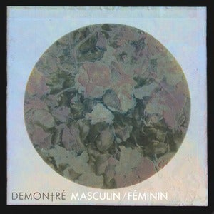 Image of Demontr - Masculin / Fminin (dsr009CD)