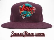 Image of Vintage Deadstock Detroit Vipers New Era Snapback Hat Cap
