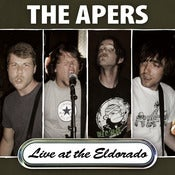 "Image of The Apers  ""Live at the Eldorado"" CD"