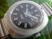 Image of SUPER RARE ZODIAC SEA WOLF STEEL AUTO COOL - SOLD!