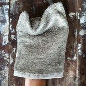 Image of Fog Linen Scrubby Mitt