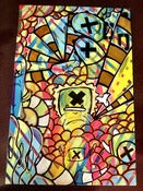Image of &quot;Kingdom&quot; Original 14x36 Canvas Painting
