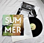 Image of I Heart Sharks - Summer LP - Vinyl