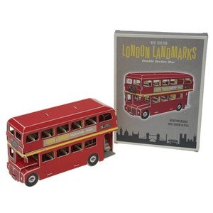 Image of MAKE YOUR OWN LONDON BUS