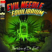 "Image of Evil Needle - Equilibrium 12"" Vinyl"