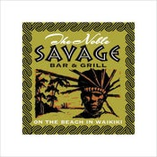 Image of &quot;THE NOBLE SAVAGE&quot; Serigraph