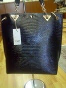 Image of St. Barry Black Handbag