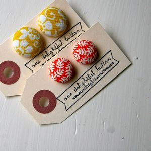 Image of Fall Earrings