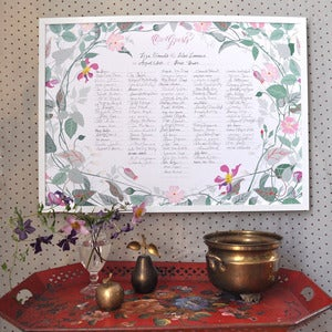 Image of Special Occasion Guest Book Print
