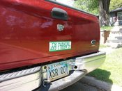 "Image of ""I'm Farming and I Grow It"" Bumper Sticker"