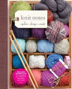 Image of Knit Notes Journal