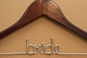 Image of Bride Hanger