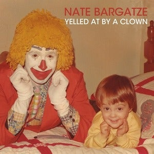 Image of Yelled At By a Clown CD