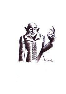 Image of Count Orlok