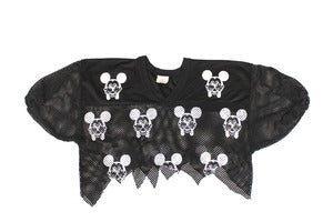 Image of Women's D.Fame Bad Mickey Cropped Jersey