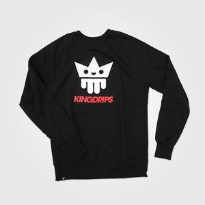 Image of Power | Sweatshirt Black