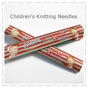 Image of Children's Knitting Needles