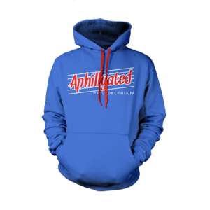 Image of Brand Hoodie (Royal)