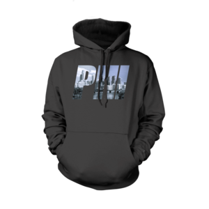 Image of PHI Photo Hoodie (Black)