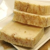 Image of  Lemon Sugar Cookie Olive Oil Soap Bar (Vegan) (Palm Free)