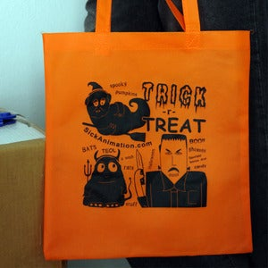 Image of Sick Animation Halloween Bag