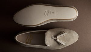 Image of YALE FLAT SHOES SABLE