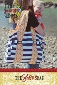 Image of The Shore Bag PAPER Pattern